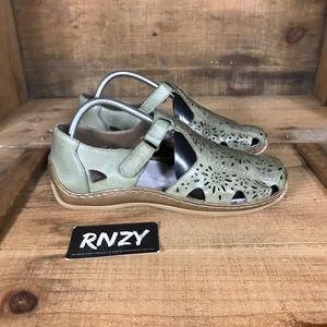Rieker AntiStress Leather Comfort Flat